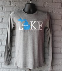 LAKE Michigan Long Sleeve
