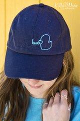 Love Ludington Hat (navy)