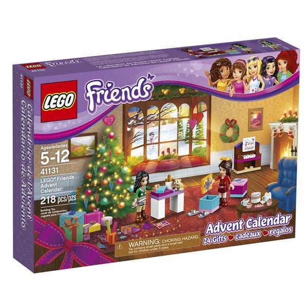 Lego Friends Advent Calendar 2016 - 41131