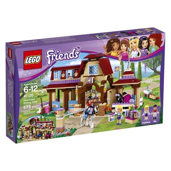 Lego Friends Riding Club