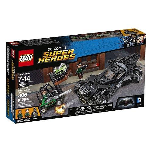 Lego Super Heroes - Kryptonite Interception 76045
