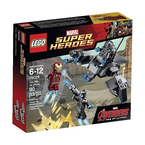 Lego Marvel Super Heroes - Iron Man Vs Ultron 76029