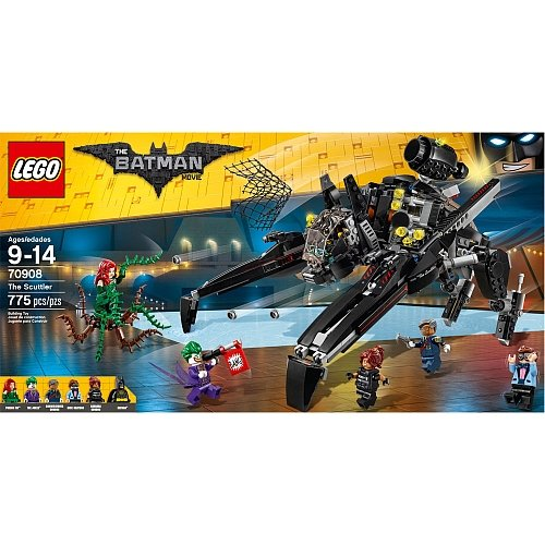 Lego Batman Movie - The Scuttler 70908