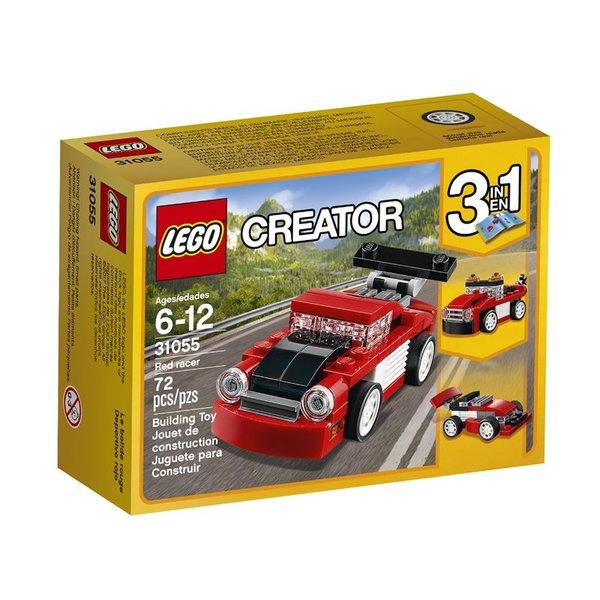 Lego Creator - Red Racer 31055