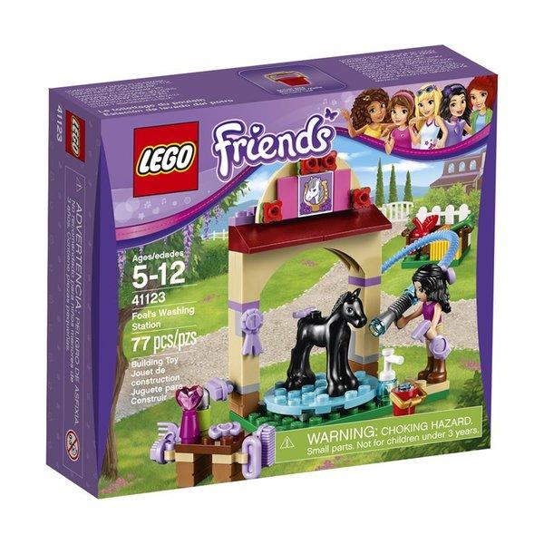 Lego Friends - Foal Washing Station 41123