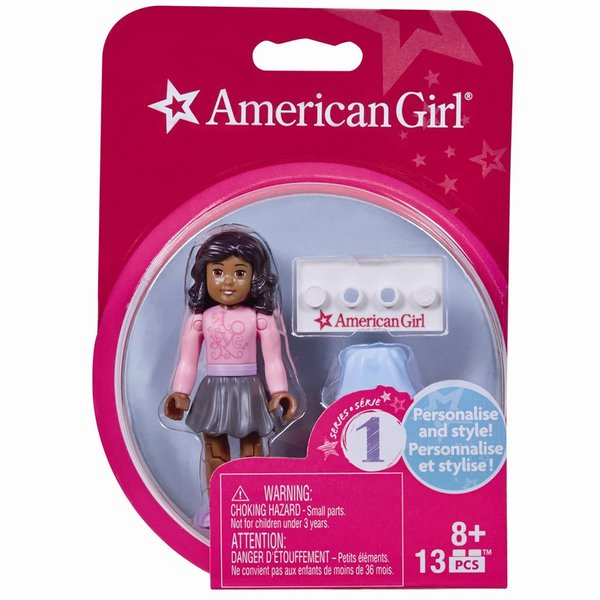 Mega Bloks American Girl Collectible Fashion MiniFigure #7