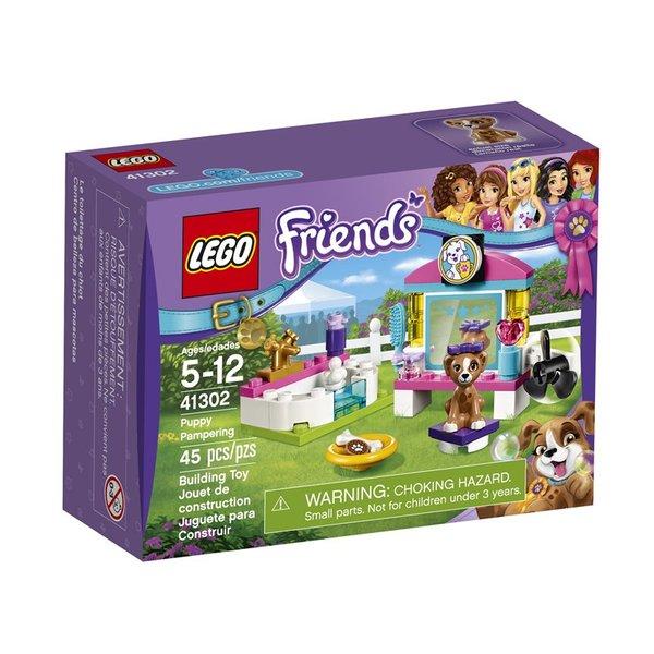 Lego Friends - Puppy Pampering 41302