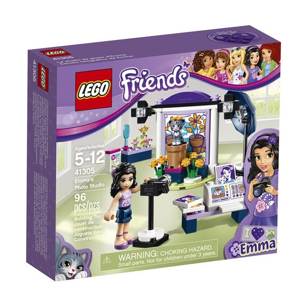 Lego Friends - Emma's Photo Studio 41305