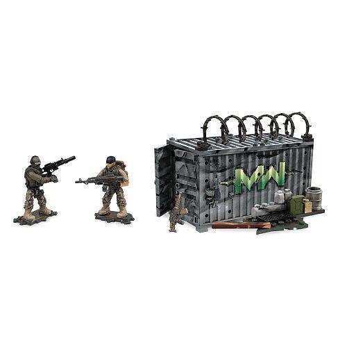 Mega Bloks Call Of Duty - Modern Infantry Outpost Armory