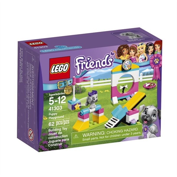 Lego Friends - Puppy Playground 41303