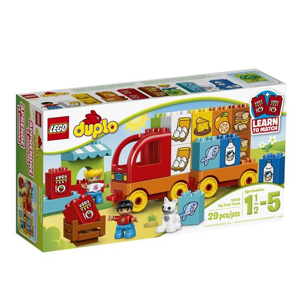 Lego Duplo - My First Truck Set