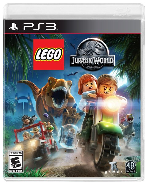 Lego Jurassic World (PS3 Game)