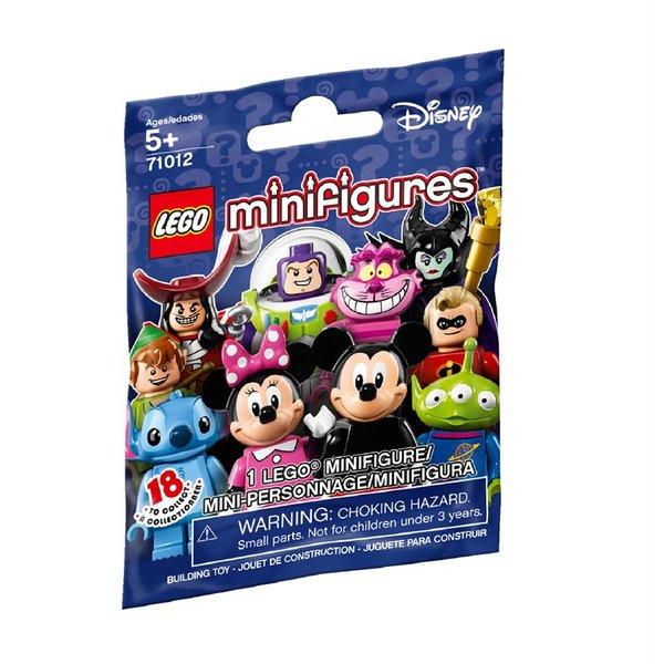Lego Disney Minifigure Sealed Mystery Pack - Series 1