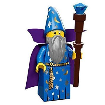 Lego Collectible Series 12 Minifigure - Wizard (Retired)