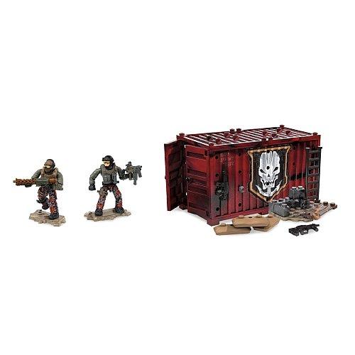 Mega Bloks Call Of Duty - Mercenary Outpost Armory