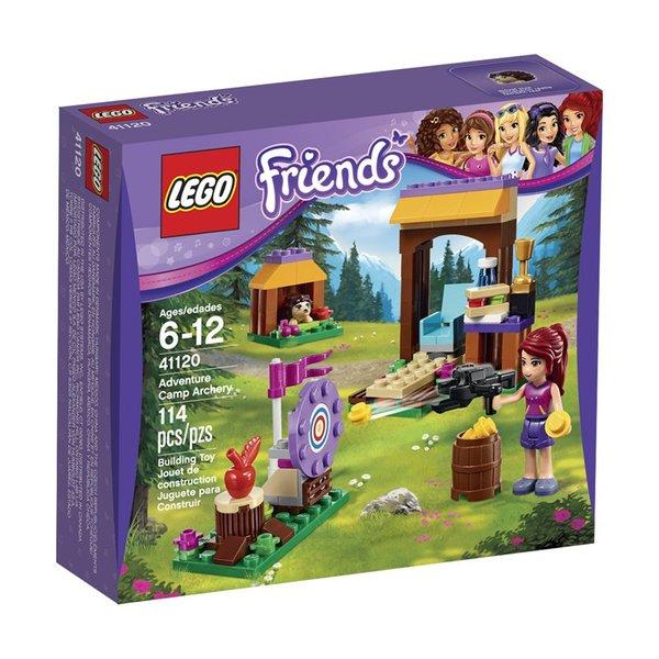 Lego Friends - Adventure Camp Archery 41120