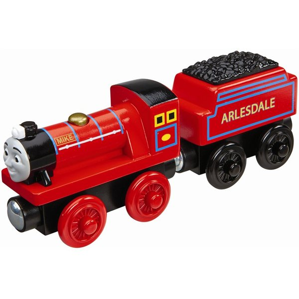 Thomas and Friends - Mike (Wooden Railway Edition)