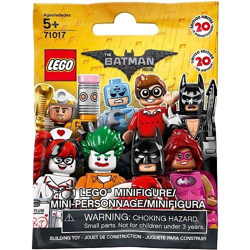 Lego Minifigure The Lego Batman Movie Minifigure Blind Pack 71017