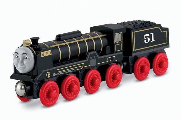Thomas and Friends - Hiro (Wooden Railway Edition)
