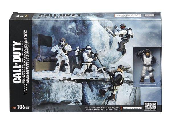 Mega Bloks Call of Duty - Arctic Troopers