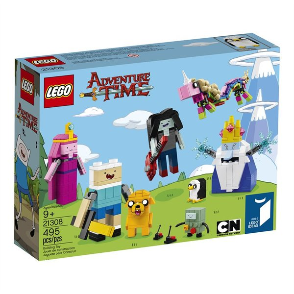 Lego Ideas - Adventure Time 21308