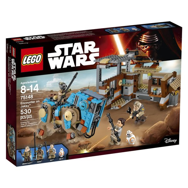 Lego Star Wars - Encounter on Jakku 75148