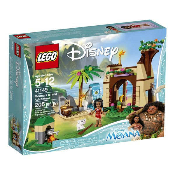 Lego Disney Princess - Moana's Island Adventure 41149