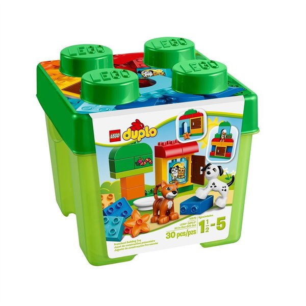 Lego Duplo All In One Gift Box Set 10570