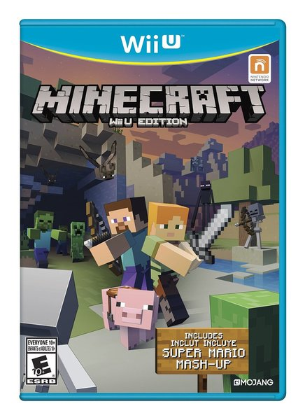 Minecraft: WiiU Edition