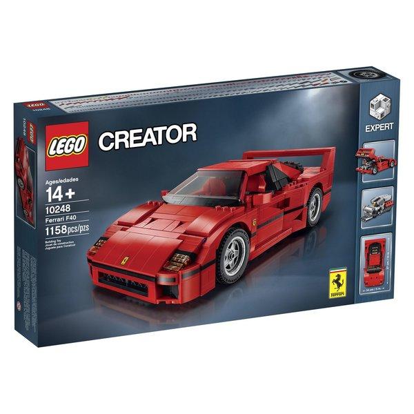 Lego Creator Expert - Ferrari F40 10248