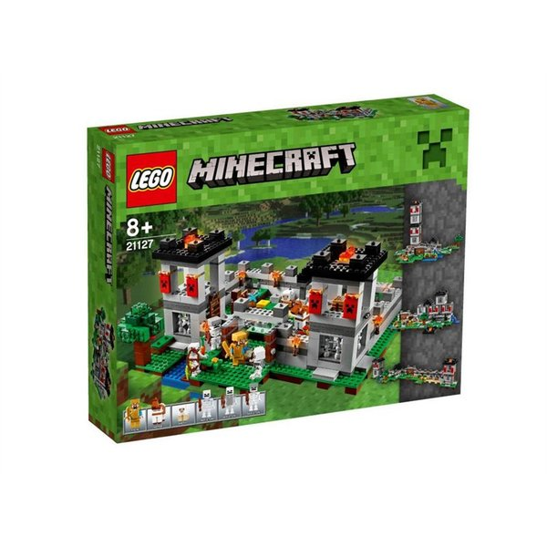 Lego Minecraft - The Fortress 21127