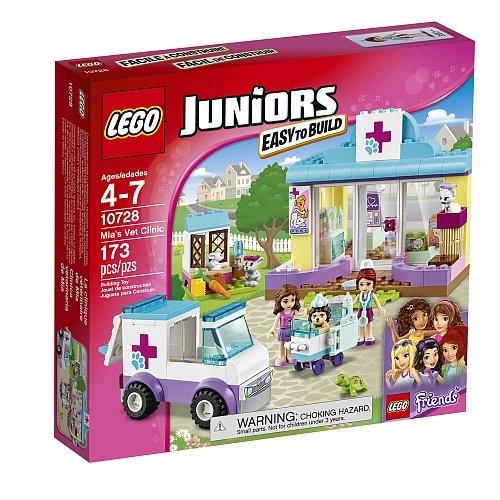 Lego Juniors - Mia's Vet Clinic 10728