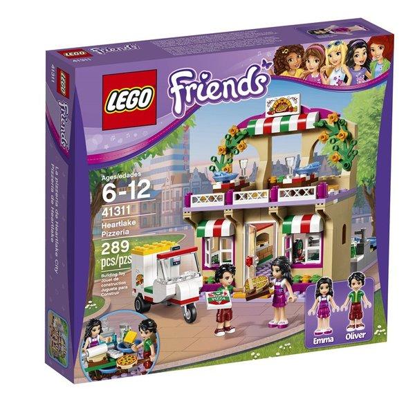 Lego Friends - Heartlake Pizzeria 41311