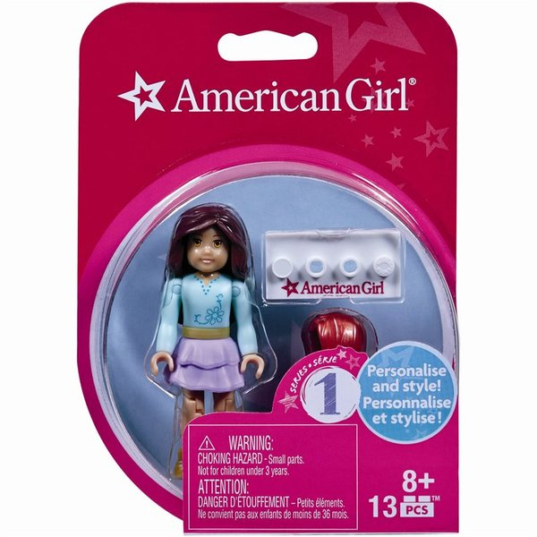 Mega Bloks American Girl Collectible Fashion MiniFigure #3