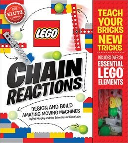 Lego Chain Reactions: Make Amazing Moving Machines (by Klutz)