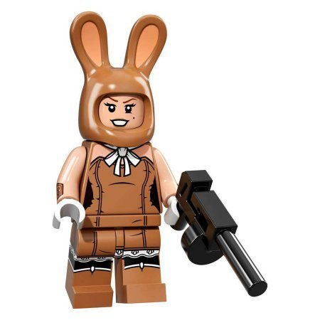 Lego Batman Movie Collectible Minifigure Series - March Harriet