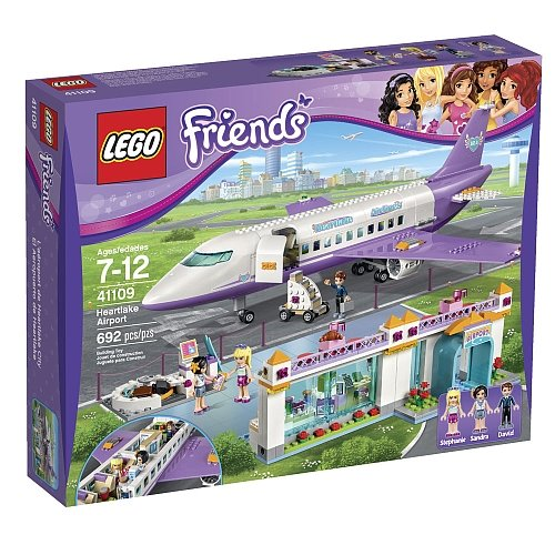 Lego Friends - Heartlake Airport 41109