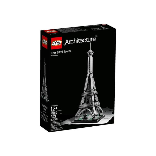 Lego Architecture - The Eiffel Tower 21019