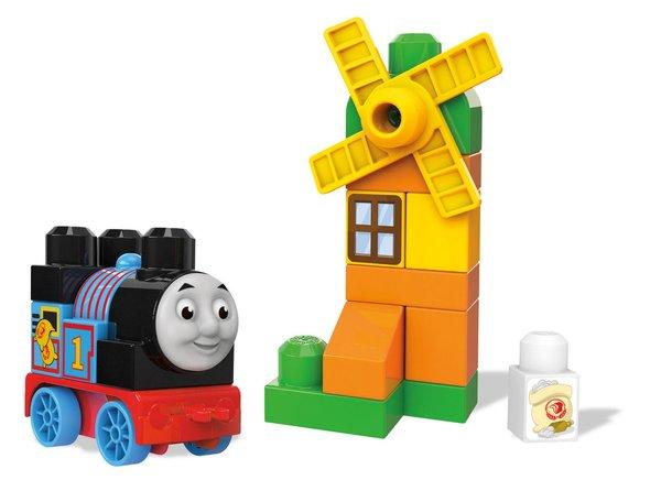 Mega Bloks Thomas & Friends - Thomas At The Mill (15 pcs)