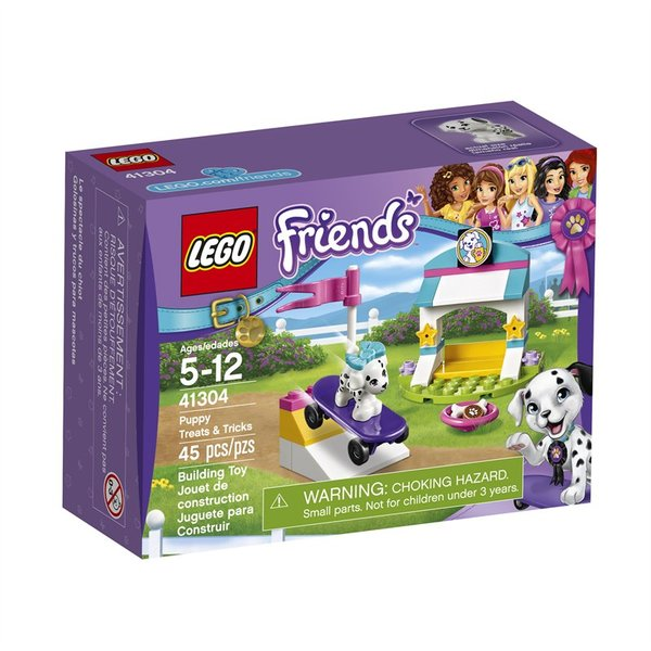 Lego Friends - Puppy Treats and Tricks 41304