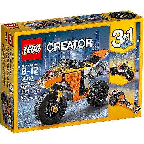 Lego Creator - Sunset Street Bike 31059