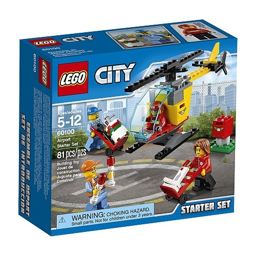 Lego City - Airport Starter Set 60100