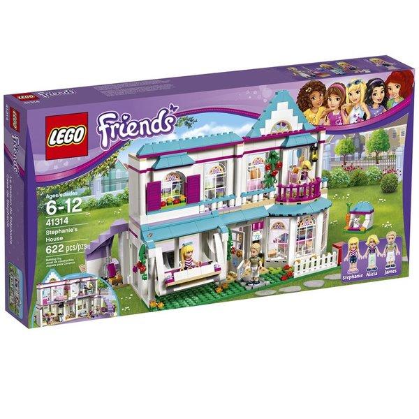 Lego Friends - Stephanie's House 41314