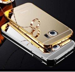 Gold Samsung S6 Mirrored Case