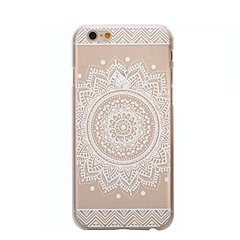 Boho Chic Mandala Gel Case iPhone 6/s
