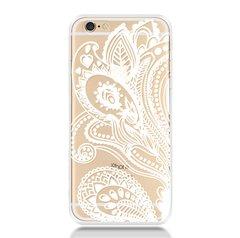 Boho Chic Paisley Gel Case iPhone 6/s