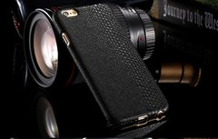 Snake Textured Skin iPhone 6/s Case Black