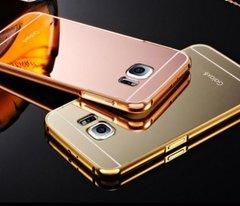 Rose Gold Samsung S6 Mirrored Case