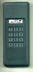 """""""Stanley"""" Multi-Code by Linear 310 Mhz single wireless keypad"""