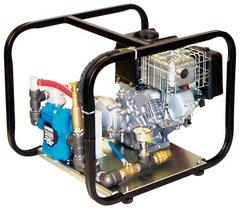 Twin Piston Gas Powered Hydrostaic Test Pumps